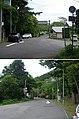 北海道道675号立待岬函館停車場線・市道谷地頭8号線交点4(上:山頂(起点)側から、下:終点側から).jpg