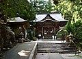 四国霊場 第二十一番札所 太龍寺 大師堂と中興堂(左) - panoramio.jpg