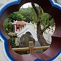 壽山巖前庭 The Garden in front of Shoushanyan Guanyin Temple - panoramio.jpg