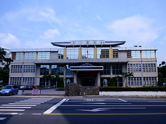 County council - Changhua County Council building