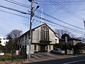 日本キリスト教団石神井教会 - panoramio.jpg