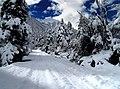 木格措的雪-爵士鼓手 - panoramio.jpg
