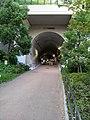東横線線路跡反町駅方 - panoramio (1).jpg
