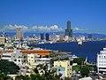英國領事館上面拍攝高雄港Kaohsiung Port - panoramio.jpg