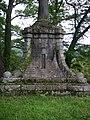 金六山慰霊塔(北側) - panoramio (1).jpg