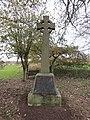 -2018-11-06 Parish war memeorial, Saint Andrew's churchyard, Bacton.jpg