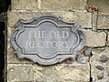 -2020-06-08 Name sign, The Old Rectory, Southrepps, Norfolk.JPG