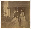 -Countess Canning with Guests, Government House, Allahabad- MET DP146129.jpg