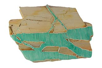 Variscite - Image: 00021 11 cm variscite