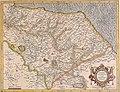 02 - Marchia Anconitana cum Spoletano Ducatu, 1589 - Gerard Kremer (Mercatore).jpg