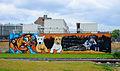 03-05-2014 - Graffiti near European Central Bank - EZB - Frankfurt Main - Germany - 08.jpg