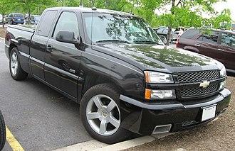Chevrolet Silverado - Silverado SS