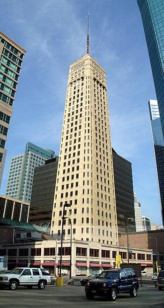 Foshay Tower - Image: 051907 016 Foshay Tower