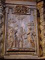 06h Olmos Peñafiel iglesia Santa Engracia retablo Ni.JPG
