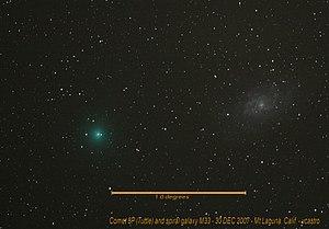 8P/Tuttle - Image: 07 1230 8PTuttle+M33 martinez vcastro IMG 1913