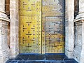 070 Sant Miquel dels Reis (València), portal de l'església.jpg