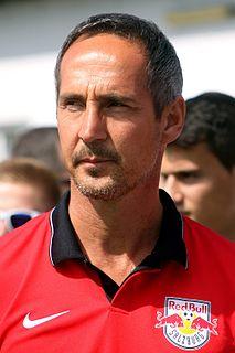 Adi Hütter association football player