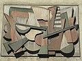 1090 Liechtensteinstraße 131-133 - Wandrelief Hausmusik von Gertrude Fronius 1958 IMG 3651.jpg