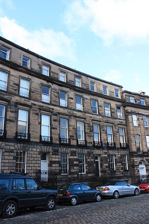 Duncan Gregory - 10 Ainslie Place, Edinburgh