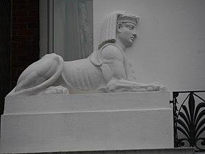 Duchess Street, London - Sphinx, 10 Duchess Street, London