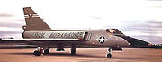 11th Fighter-Interceptor Squadron-F-106-about 1960