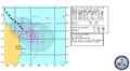 1200z 09-03-2009 JTWC forcast for Hamish.png