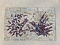 1210 Jedleseerstraße 79-95 Stg. 25 - Mosaik-Hauszeichen Streithähne von Theobald Schmögner 1955 IMG 0622.jpg