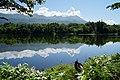 140829 Sanko of Shiretoko Goko Lakes Hokkaido Japan08n.jpg