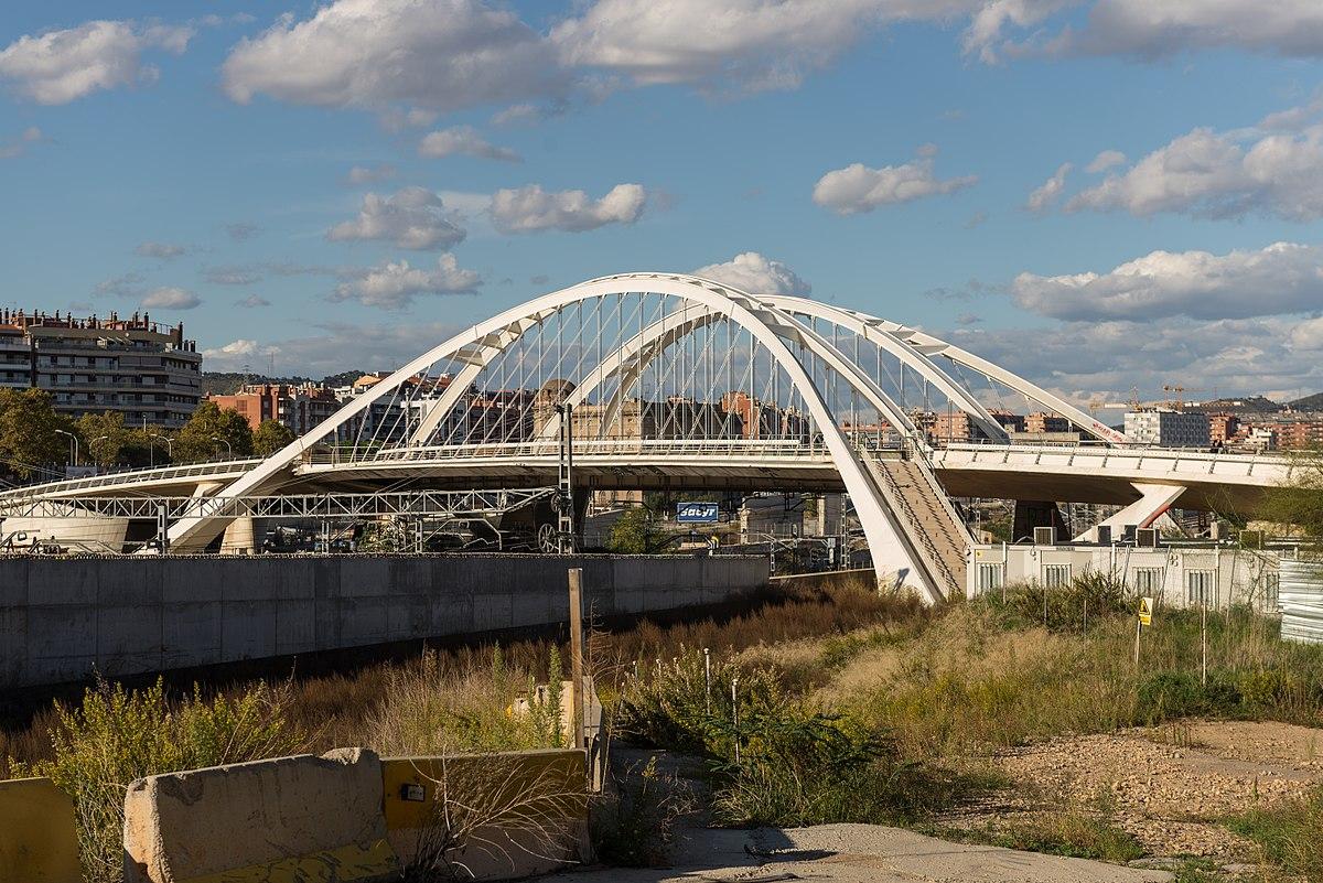Bac de roda bridge wikidata for Gimnasio bac de roda