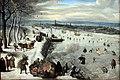 1593 Valckenborch Ansicht von Antwerpen mit zugefrorener Schelde anagoria.JPG