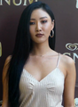 180615 Hwasa at the MAGNUM Pleasure Store opening (2).png