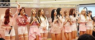 Cosmic Girls South Korean girl group