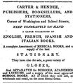 1832 Carter Hendee BostonDirectory.png