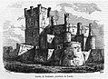 1850-08-18, Semanario Pintoresco Español, Castillo de Guadamur, provincia de Toledo, Pizarro.jpg