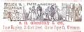 1853 Gregory BostonAlmanac.png