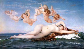 La Naissance de Vénus, musée d'Orsay