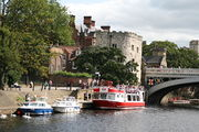 Boats on the River Ouse