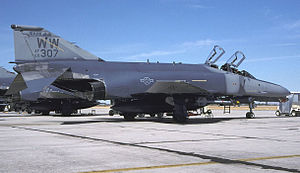 "190th Fighter Squadron - 190th FS F-4G ""Wild Weasel"" 69-307"