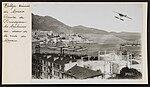 1914 - Rallye aérien de Monaco. Arrivée de Brindejonc des Moulinais au-dessus de la rade de Monaco.jpg