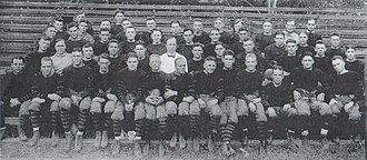 1920 Vanderbilt Commodores football team - Image: 1920Vandy