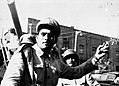 1953 Iranian coup d'état - Guards in front of Mosaddeq's home.jpg