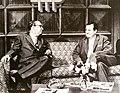 1958. Mariano Picón Salas y Rafael Caldera en el programa de RCTV, La Hora Nacional.jpg