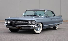 1961 Cadillac Six Window Sedan Deville Fvl
