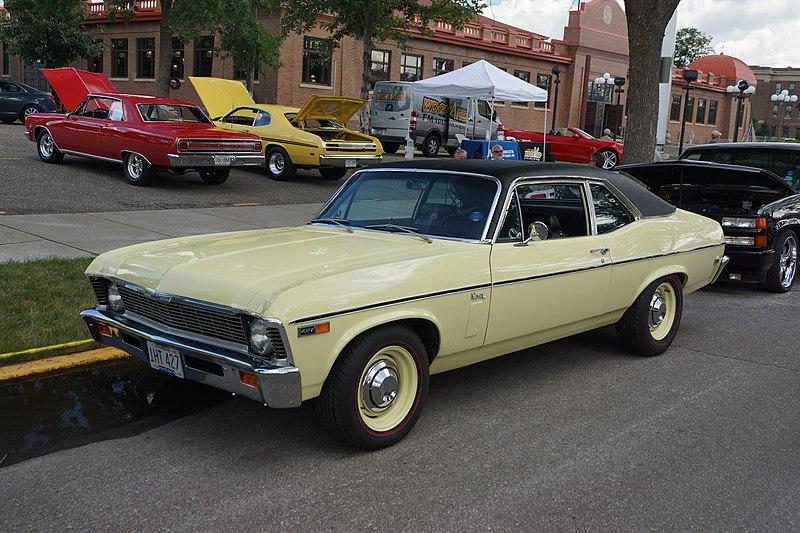 File:1969 Chevrolet Nova (28370730065).jpg