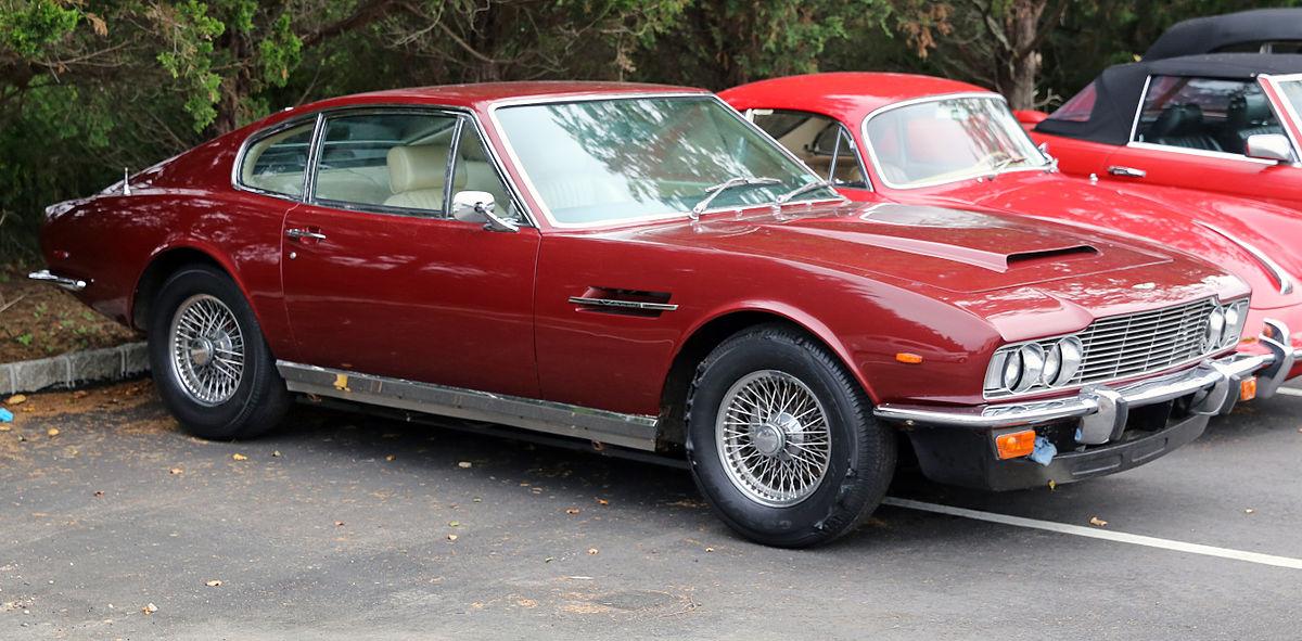 Aston Martin Dbs Wikipedia