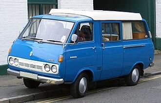 Toyota HiAce - Toyota HiAce camper van