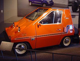 Citicar city car