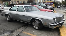 Oldsmobile Cutlass Supreme Wikipedia