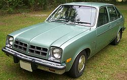 Chevrolet Chevette 1978