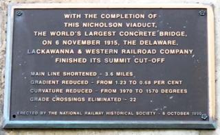 Nicholson Cutoff